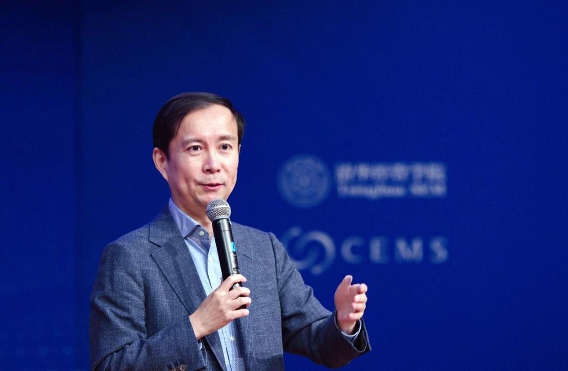 """阿里巴巴CEO张勇:要做""""造风者"""",而不是""""追风者"""""""