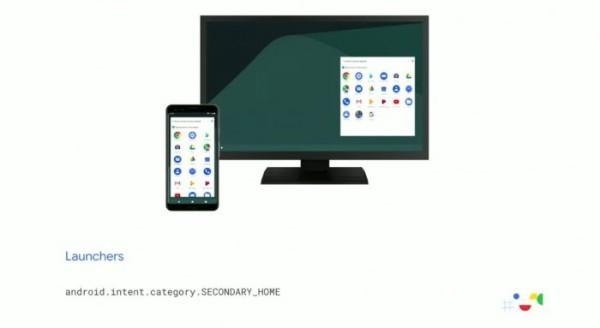 Android迎来重磅功能 - 连接外接显示器秒变PC