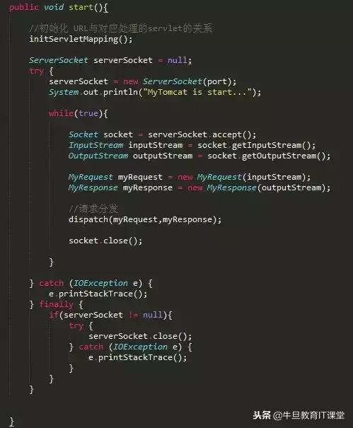 真抓实干:从 0 开始手写一个Tomcat,7 步搞定!
