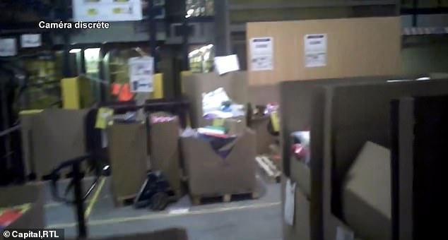 亚马逊销毁大量滞销产品:崭新商品直接送到垃圾场