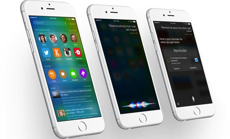 iOS9升级的10大理由