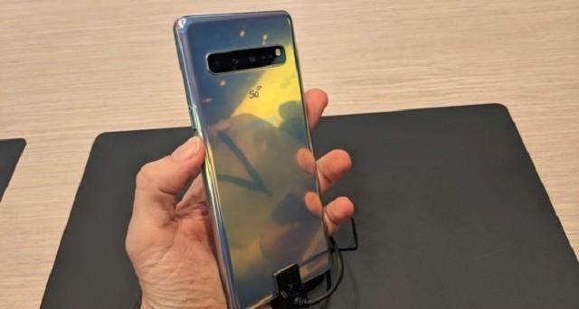 三星Galaxy S10 5G版在英国正式开启预售