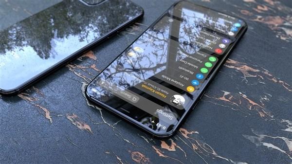 iPhone XI最新渲染图曝光 这个三摄有点丑