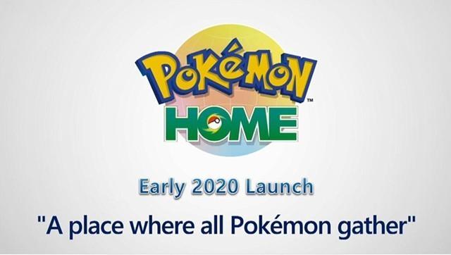 任天堂发布《宝可梦Home》云服务和《名侦探皮卡丘》续作