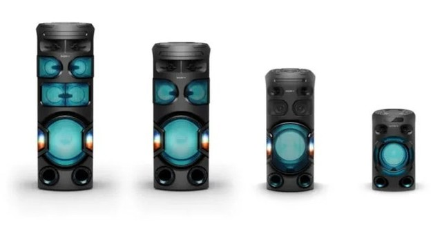 索尼在印度推出MHC系列音箱