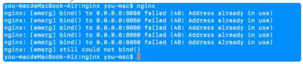图文讲解,如何使用 Nginx 反向代理、负载均衡