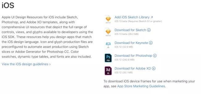 iOS 13 发布后,我整理了这份苹果人机设计指南更新内容