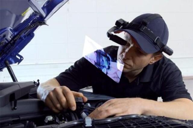宝马自己做智能眼镜 只为提升工程师办公效率