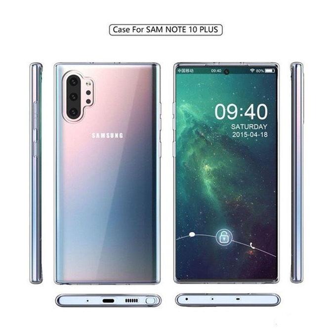 亚博 在线P30 Pro表兄弟?疑似三星Galaxy Note 10 Pro手机壳现身