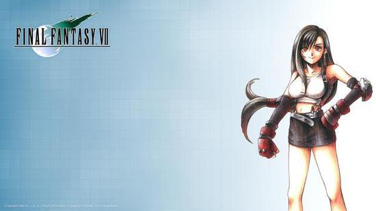 《最终幻想7 重制版》蒂法史诗级削弱
