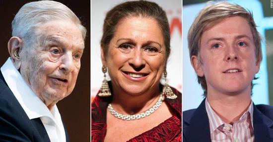 18名超级富豪签署联名信,呼吁美国开征