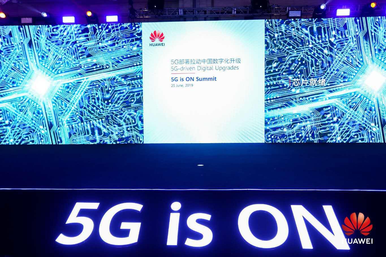 华为:已获50个5G商用合同 发货超15万基站