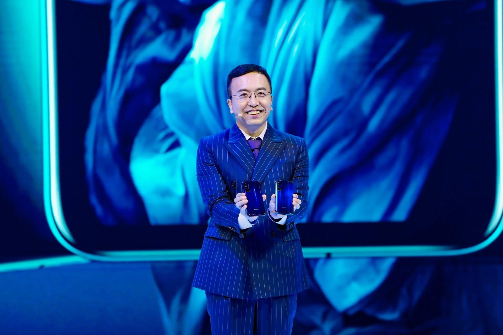 荣耀总裁赵明:荣耀5G手机支持NSA和SA双模 Q4上市