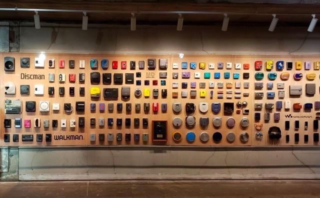 40年Walkman主题展 索粉必刷的朝圣之地