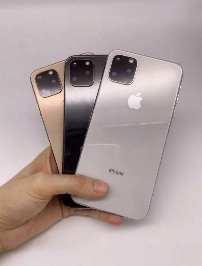 今年新 iPhone 亮机视频曝光:还是「大方块」