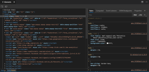 VS Code 新扩展,面向 Web 开发人员调试 DOM