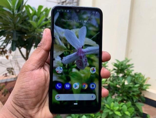 诺基亚Nokia2.2正式开卖:水滴屏 电池可拆卸