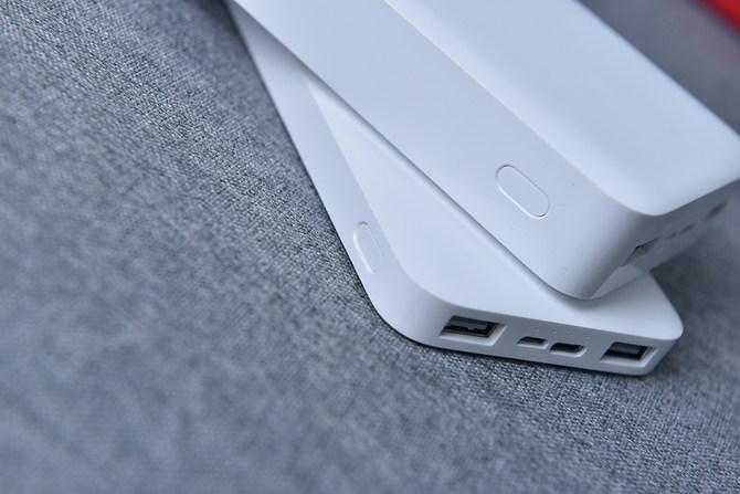 Redmi充电宝上手 高颜值大容量,解决续航焦虑