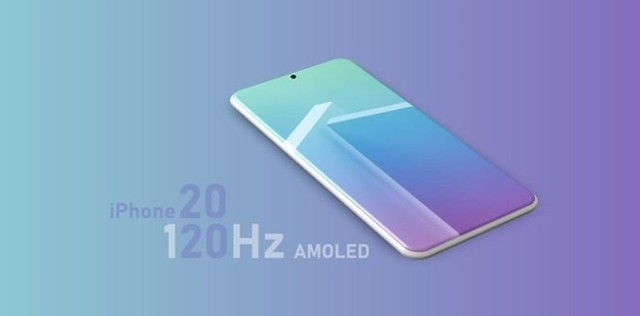 2020年iPhone屏幕刷新率120Hz 支持ProMotion