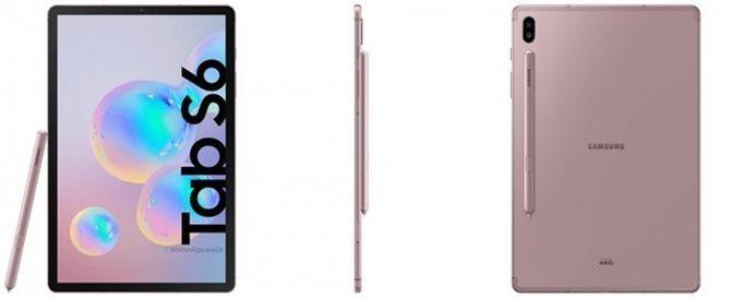 三星Galaxy Tab S6超强大功能集合!有望八月推出?
