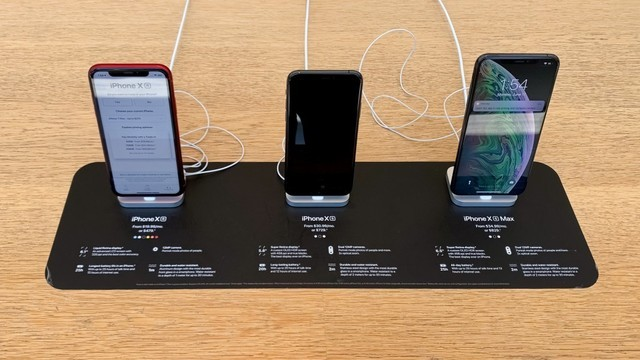 """实锤了?苹果9月将发3款A13芯的新""""iPhone11"""""""