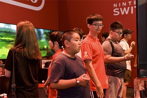 """ChinaJoy2019 Nintendo Switch?展区腾讯携任天堂邀你""""奇乐同享""""""""任""""式好游戏!"""