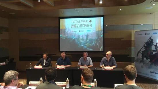 网易与世嘉战略合作:让《全面战争》系列更好服务于中国玩家