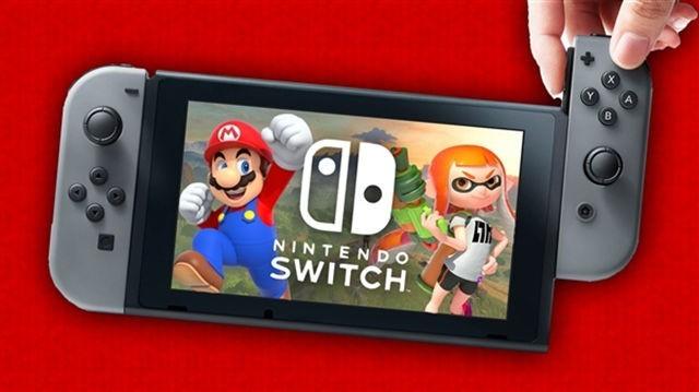 腾讯公布国行Switch详情:经典游戏本地化、1年保修