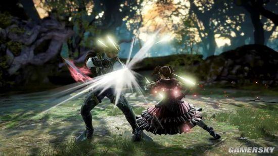《灵魂能力6》卡桑德拉8月5日推出 联动《侍魂:晓》霸王丸
