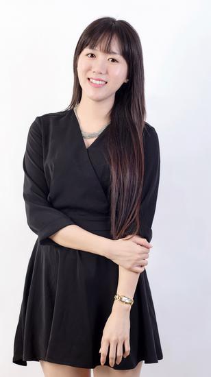 天梯总经理钟虹女士