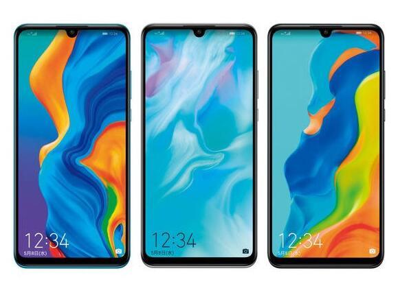 """日本两大通信运营商将恢复发售华为""""P30Lite""""系列手机"""