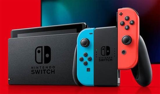 夏普将为任天堂Switch供应新屏幕 更高分辨率+极低功耗
