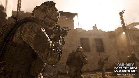开发组表示不向枪击案妥协《使命召唤:现代战争》暴力程度不变