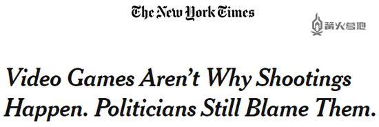 《纽约时报》发文