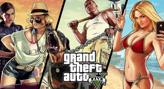 Steam八月第三周销量排行榜:《侠盗猎车5》连续霸榜