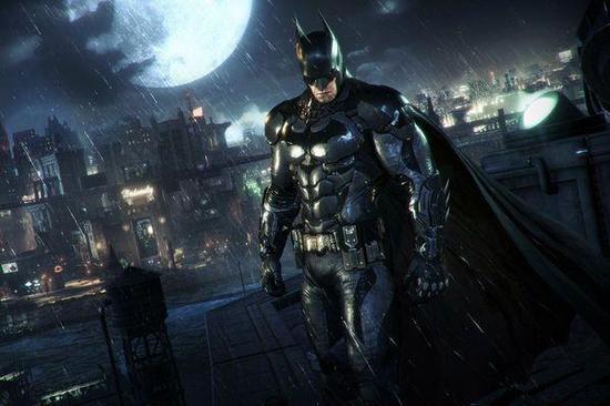亚马逊出现《蝙蝠侠》三部曲开发商新作占位符