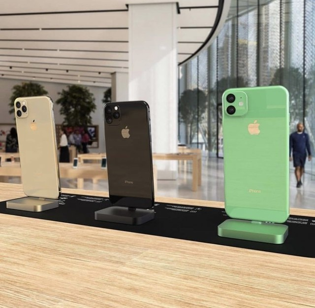 苹果新iPhone屏幕曝光:要用三星Note 10同款