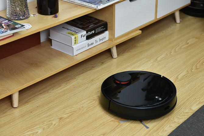 能拖会扫居家清理一台就够 米家扫拖机器人评测