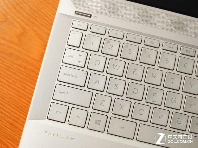 第八代酷睿+MX250 惠普星系列14新品评测