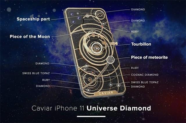 太空定制版iPhone 11