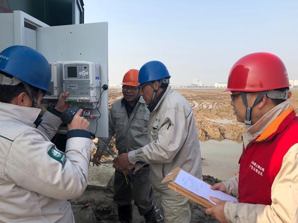 特斯拉上海工厂电力配套项目预计9月底具备送电条件