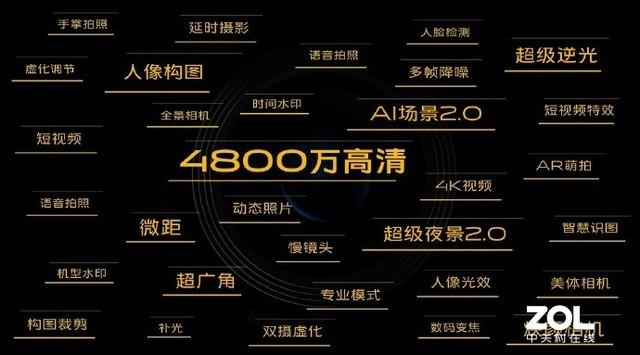 4800万三摄加持 iQOO Pro还能帮你构图