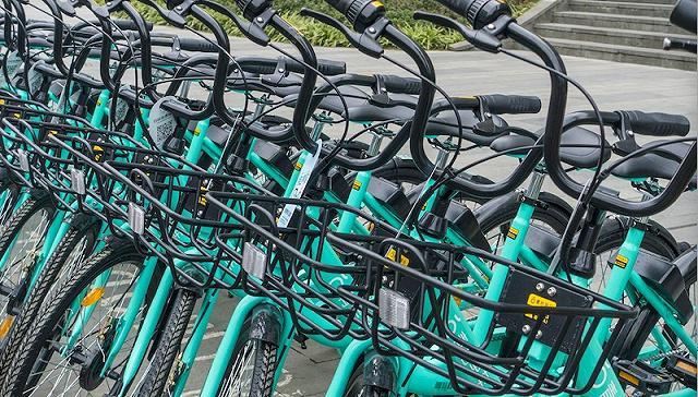 滴滴、摩拜年底前将回收半数在京共享单车