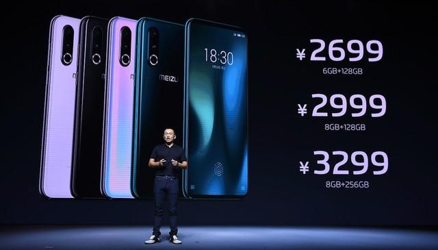 魅族华海良:聚焦中高端产品 2020年推5G手机