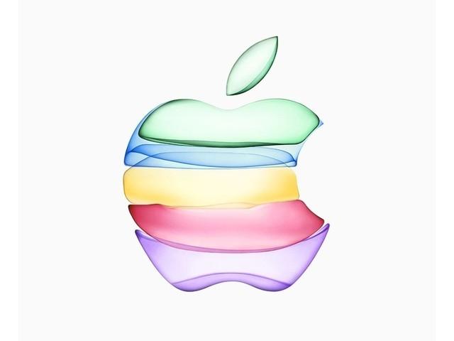 苹果邀请函logo引热议 暗示新增绿色和紫色机身
