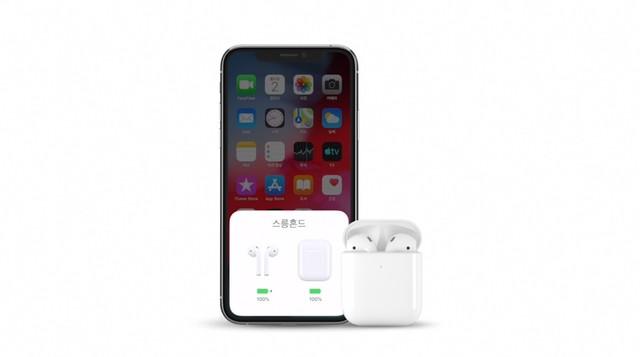 苹果韩国上线AirPods广告 超萌保护套来袭