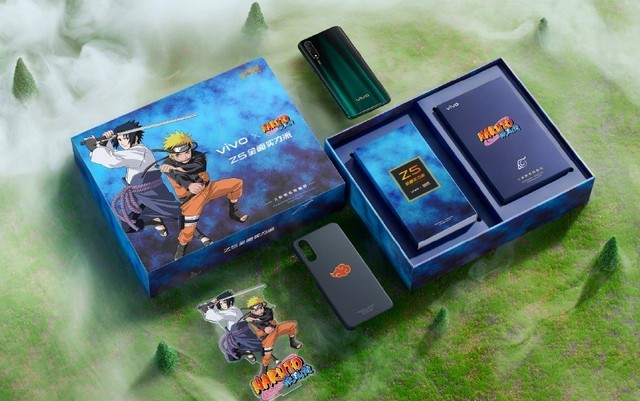vivo Z5联名火影忍者 6+256GB版本售价1998元