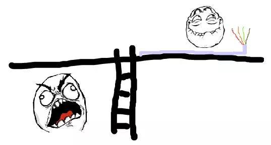一根网线,让整栋宿舍楼熄灯后不再吵闹