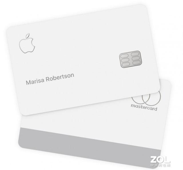 信用卡也尊贵 Apple Card采用了90%钛