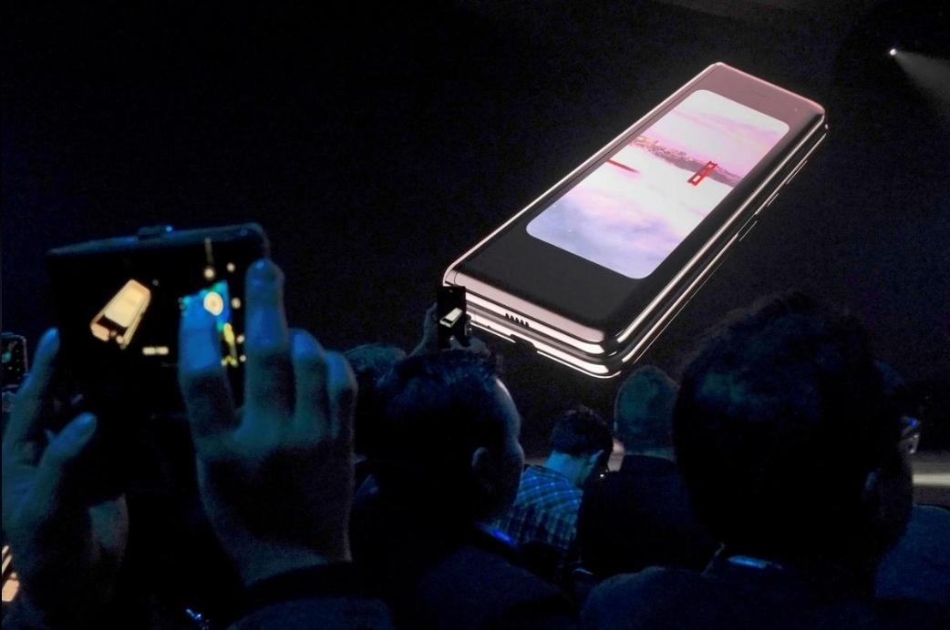 三星9月6日在韩国开售可折叠手机,定价1.43万元